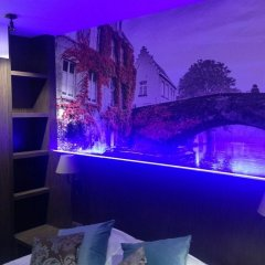 Отель Golden Tree Hotel Бельгия, Брюгге - 4 отзыва об отеле, цены и фото номеров - забронировать отель Golden Tree Hotel онлайн гостиничный бар
