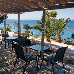 Отель Perdika Mare гостиничный бар