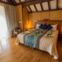 Отель Le Maitai Rangiroa комната для гостей фото 5