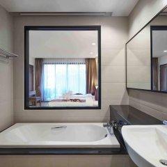 Отель Ananta Burin Resort Таиланд, Ао Нанг - 1 отзыв об отеле, цены и фото номеров - забронировать отель Ananta Burin Resort онлайн ванная