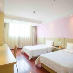 Отель 7Days Inn Qingdao Licun Laoshan Mall комната для гостей фото 3