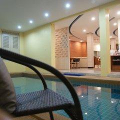 Happy Hostel бассейн