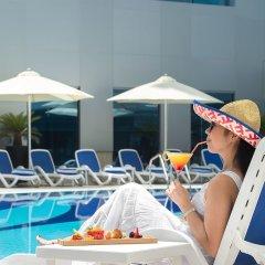 Отель Gulf Court Business Bay бассейн фото 2