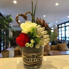 Arietta Hotel Hakata Хаката интерьер отеля