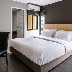 Travelier Hostel Бангкок комната для гостей фото 5
