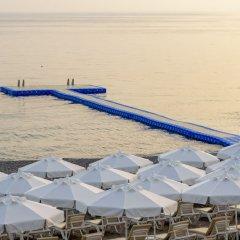 Отель Armas Prestige - All Inclusive пляж фото 2