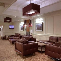 Отель Hilton Edinburgh Grosvenor интерьер отеля