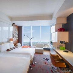 Отель W Taipei Тайвань, Тайбэй - отзывы, цены и фото номеров - забронировать отель W Taipei онлайн комната для гостей фото 3