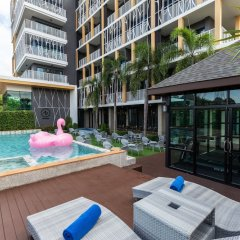 Nap Krabi Hotel бассейн фото 3