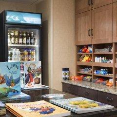 Отель Homewood Suites By Hilton Columbus-Hilliard Хиллиард развлечения