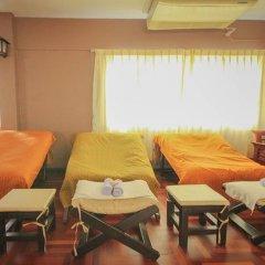 Отель Waratee Spa Resort Villa питание
