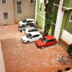 Hotel Vila e Arte парковка