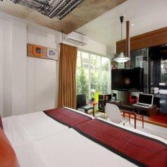 Отель The Color Kata Таиланд, пляж Ката - 1 отзыв об отеле, цены и фото номеров - забронировать отель The Color Kata онлайн комната для гостей фото 3