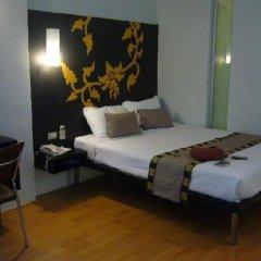Swana Bangkok Hotel сейф в номере