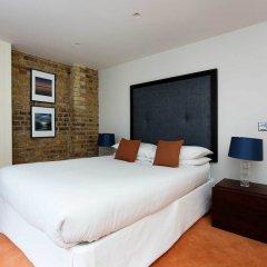 Отель Veeve - Soho House Великобритания, Лондон - отзывы, цены и фото номеров - забронировать отель Veeve - Soho House онлайн комната для гостей фото 4