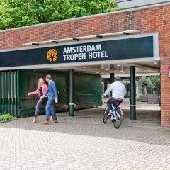 Отель Amsterdam Tropen Hotel Нидерланды, Амстердам - 9 отзывов об отеле, цены и фото номеров - забронировать отель Amsterdam Tropen Hotel онлайн спортивное сооружение