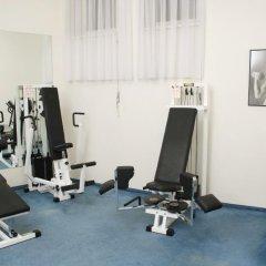 Отель Parkhotel Richmond Карловы Вары фитнесс-зал