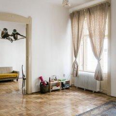 Апартаменты Molnar 21 Apartment Будапешт детские мероприятия