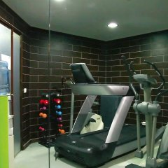 Rocamar Exclusive Hotel & Spa - Adults Only фитнесс-зал