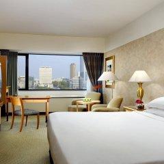 Sheraton Brussels Hotel комната для гостей