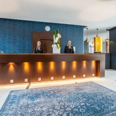 Отель Crowne Plaza Lyon - Cite Internationale бассейн