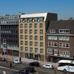 Отель Holiday Inn Express Amsterdam - City Hall Нидерланды, Амстердам - 2 отзыва об отеле, цены и фото номеров - забронировать отель Holiday Inn Express Amsterdam - City Hall онлайн парковка