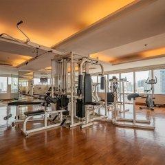 Отель Baiyoke Sky Бангкок фитнесс-зал