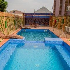 Maxbe Continental Hotel Энугу бассейн фото 2