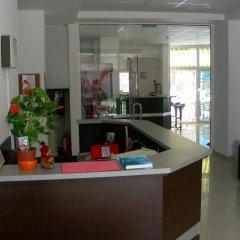 Отель Deva Болгария, Солнечный берег - отзывы, цены и фото номеров - забронировать отель Deva онлайн интерьер отеля фото 2