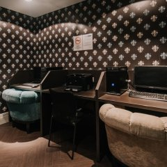 Отель La Prima Fashion Hotel Венгрия, Будапешт - 12 отзывов об отеле, цены и фото номеров - забронировать отель La Prima Fashion Hotel онлайн интерьер отеля фото 2
