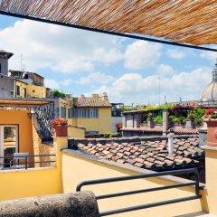 Апартаменты Navona Luxury Apartments балкон