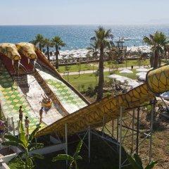 Отель Crystal Tat Beach Golf Resort & Spa пляж фото 2