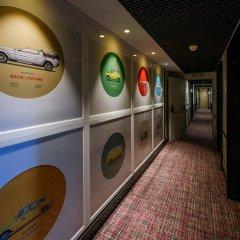 Отель Mirador de Chamartin Испания, Мадрид - отзывы, цены и фото номеров - забронировать отель Mirador de Chamartin онлайн интерьер отеля