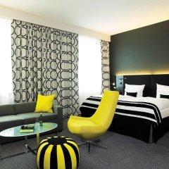 Отель Vienna House Andel´s Berlin Берлин комната для гостей фото 3