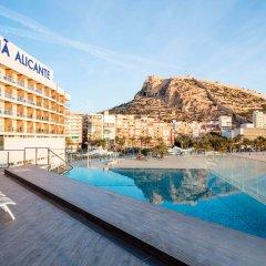 Отель Melia Alicante бассейн