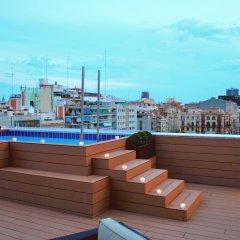 Отель Sercotel Amister Art Hotel Испания, Барселона - 12 отзывов об отеле, цены и фото номеров - забронировать отель Sercotel Amister Art Hotel онлайн фитнесс-зал фото 3