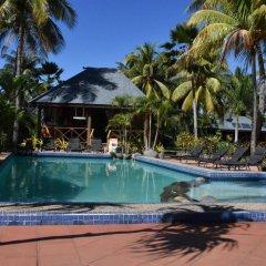 Отель Club Fiji Resort Фиджи, Вити-Леву - отзывы, цены и фото номеров - забронировать отель Club Fiji Resort онлайн бассейн