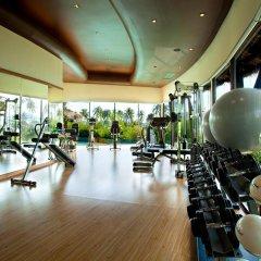 Отель The Vijitt Resort Phuket фитнесс-зал