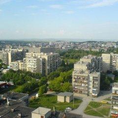 Hotel Mizia Шумен балкон