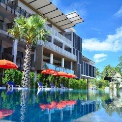 Отель Chaweng Noi Pool Villa Таиланд, Самуи - 2 отзыва об отеле, цены и фото номеров - забронировать отель Chaweng Noi Pool Villa онлайн приотельная территория