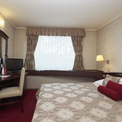 Отель Capitol Hotel Болгария, Варна - отзывы, цены и фото номеров - забронировать отель Capitol Hotel онлайн комната для гостей фото 3