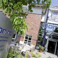 Отель Dorint Strandresort & Spa Ostseebad Wustrow парковка