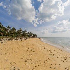 Отель Negombo Beach by Flipflop Hostels пляж