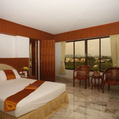 Отель Boon Siam Hotel Таиланд, Краби - отзывы, цены и фото номеров - забронировать отель Boon Siam Hotel онлайн комната для гостей фото 3