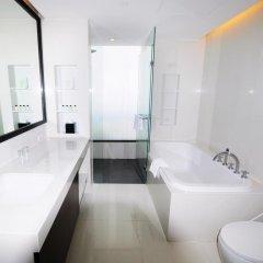Отель Fraser Suites Sukhumvit, Bangkok Таиланд, Бангкок - отзывы, цены и фото номеров - забронировать отель Fraser Suites Sukhumvit, Bangkok онлайн ванная фото 2
