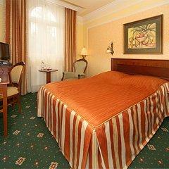 Отель Humboldt Park & Spa Карловы Вары комната для гостей фото 2