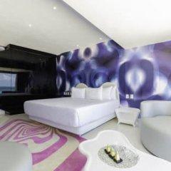 Отель Temptation Cancun Resort - Adults Only 5* Люкс с различными типами кроватей