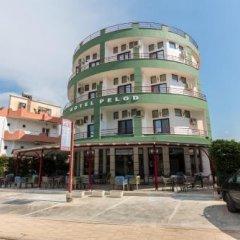 Отель Pelod Албания, Ксамил - отзывы, цены и фото номеров - забронировать отель Pelod онлайн фото 8