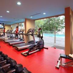 Отель Park Regis Singapore фитнесс-зал