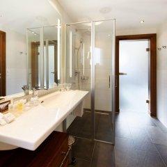 Отель Parkhotel Beau Site Швейцария, Церматт - отзывы, цены и фото номеров - забронировать отель Parkhotel Beau Site онлайн ванная